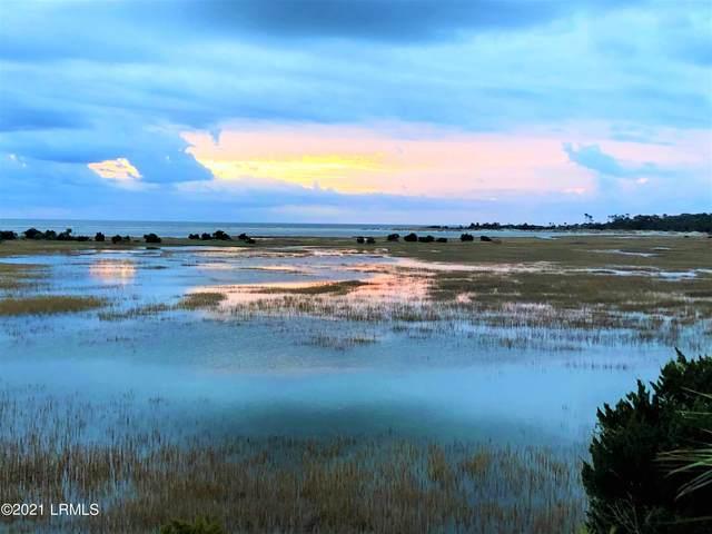 2 Cedar Reef A202, Harbor Island, SC 29920 (MLS #173142) :: Dufrene Realty Advisors