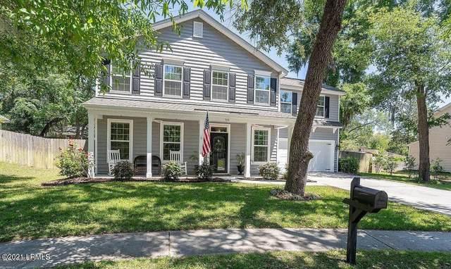 515 Abner Lane, Beaufort, SC 29902 (MLS #173197) :: Coastal Realty Group