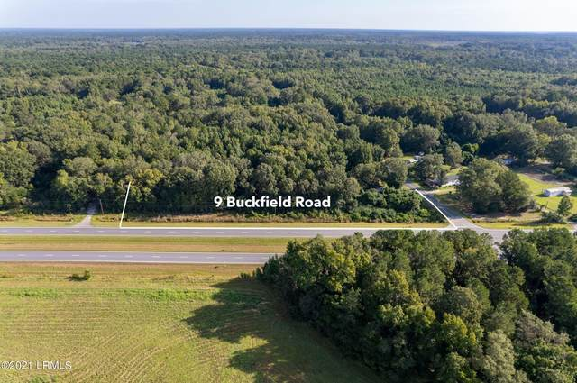 9 Buckfield Road, Yemassee, SC 29945 (MLS #173208) :: Coastal Realty Group