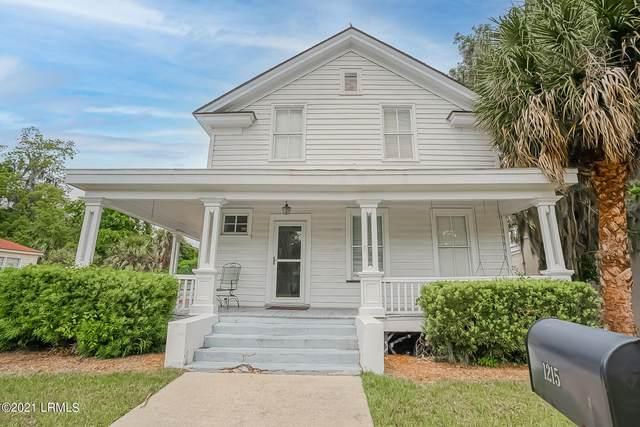 1215 Prince Street, Beaufort, SC 29902 (MLS #173235) :: Coastal Realty Group