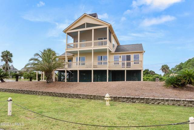 2 Ebbtide Court, Harbor Island, SC 29920 (MLS #173241) :: Coastal Realty Group