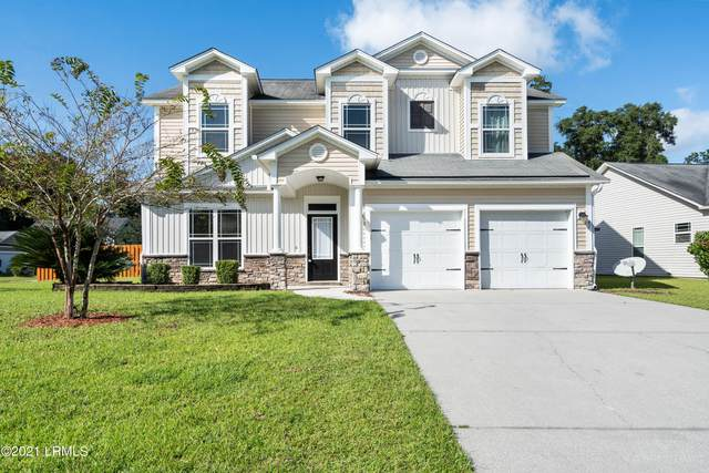 42 Sago Palm Drive, Bluffton, SC 29910 (MLS #173270) :: Coastal Realty Group