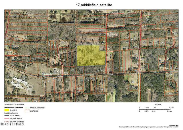 17 Middlefield Circle, Seabrook, SC 29940 (MLS #173312) :: Dufrene Realty Advisors