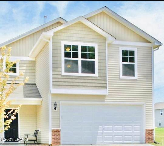 31 Pacolet Lane, Beaufort, SC 29906 (MLS #173318) :: Coastal Realty Group