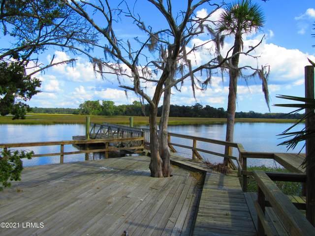 8 Blake Lane, Seabrook, SC 29940 (MLS #173344) :: Coastal Realty Group