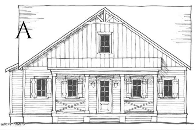 210 Coosaw Point Boulevard, Lady's Island, SC 29907 (MLS #173363) :: Dufrene Realty Advisors