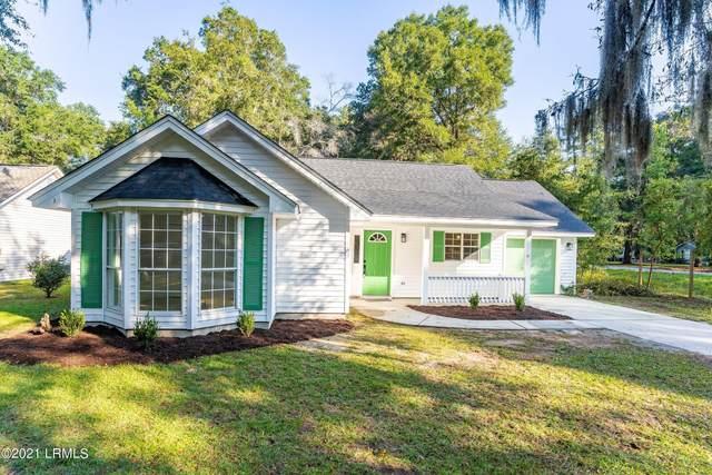 2 Marsh Drive, Beaufort, SC 29907 (MLS #173420) :: RE/MAX Island Realty