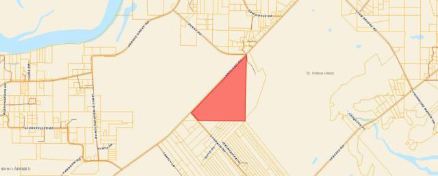 Tbd Ephraim Road, St. Helena Island, SC 29920 (MLS #150837) :: RE/MAX Coastal Realty