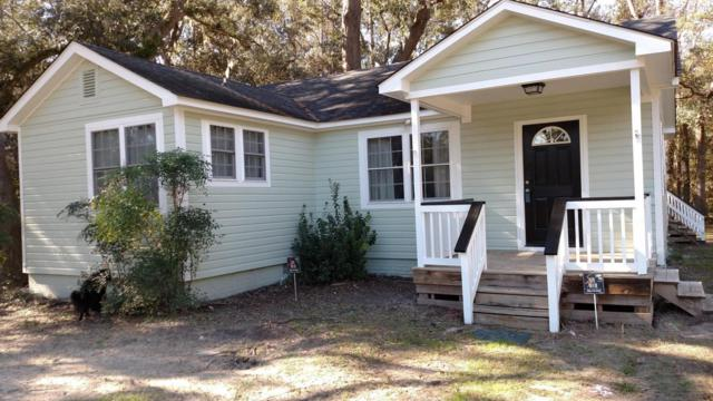 141 Johnson Landing Road, Beaufort, SC 29907 (MLS #152419) :: RE/MAX Coastal Realty