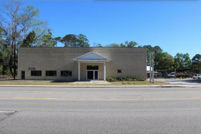 60 Savannah Highway, Beaufort, SC 29906 (MLS #153533) :: RE/MAX Island Realty