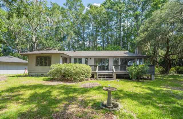 38 Whale Branch Drive, Seabrook, SC 29940 (MLS #153668) :: RE/MAX Coastal Realty
