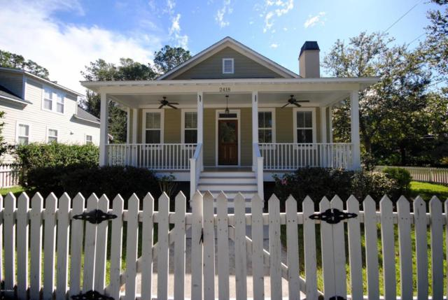2418 Oak Haven Street, Beaufort, SC 29902 (MLS #153899) :: Marek Realty Group