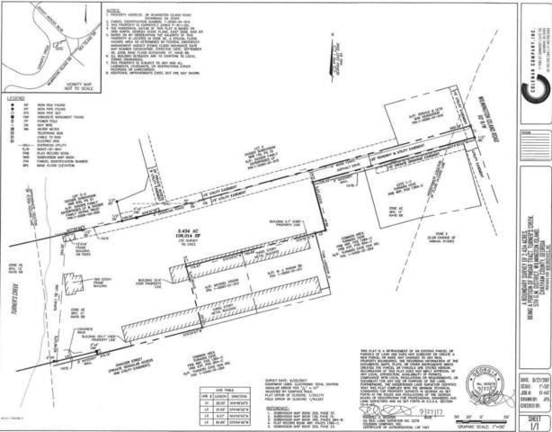 36 Wilmington Island Road, Savannah, GA 31420 (MLS #154185) :: RE/MAX Coastal Realty