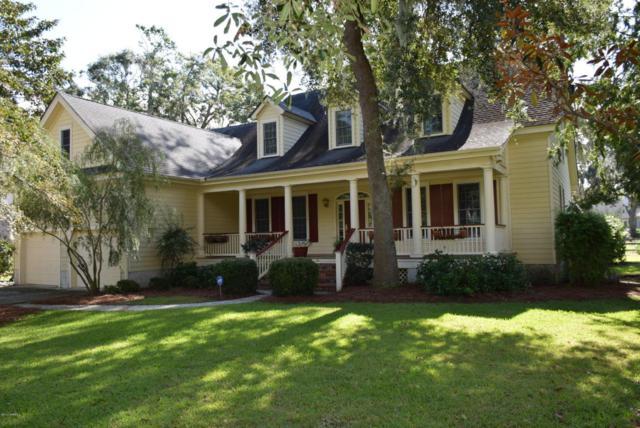 22 Ridge Road, Beaufort, SC 29907 (MLS #154257) :: Marek Realty Group