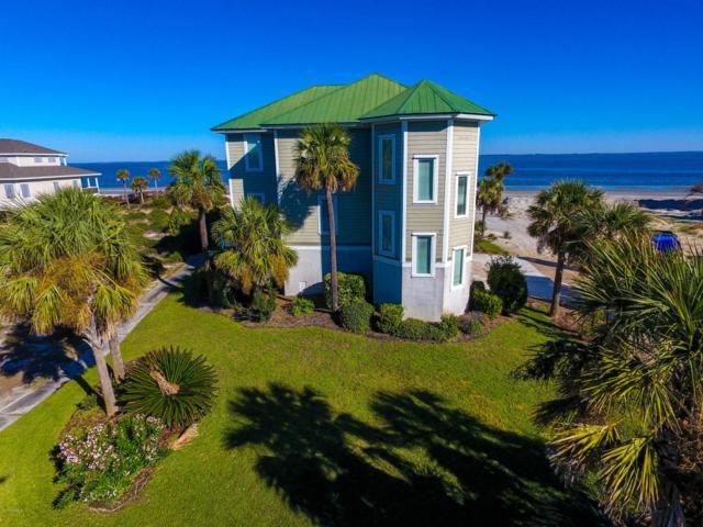 142 N Harbor Drive, Harbor Island, SC 29920 (MLS #154423) :: RE/MAX Coastal Realty