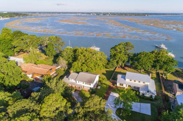 71 Sunset Boulevard, Beaufort, SC 29907 (MLS #154537) :: RE/MAX Island Realty