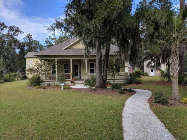 10 Carter Oaks Drive, Beaufort, SC 29907 (MLS #154545) :: Marek Realty Group