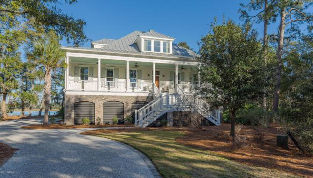 5 Anchorage Way, Beaufort, SC 29902 (MLS #154833) :: Marek Realty Group