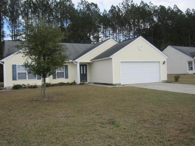 438 Colony Drive, Ridgeland, SC 29936 (MLS #155007) :: RE/MAX Coastal Realty