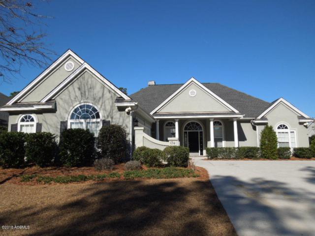 134 Spring Meadow Drive, Bluffton, SC 29910 (MLS #155196) :: RE/MAX Coastal Realty