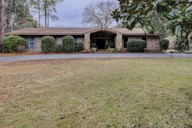 109 Francis Marion Circle, Beaufort, SC 29907 (MLS #155377) :: Marek Realty Group