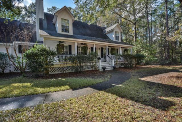 17 Sea Gull Drive, Beaufort, SC 29907 (MLS #155455) :: Marek Realty Group