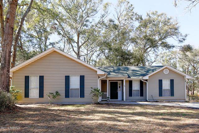 20 Marsh Drive, Beaufort, SC 29907 (MLS #155496) :: Marek Realty Group