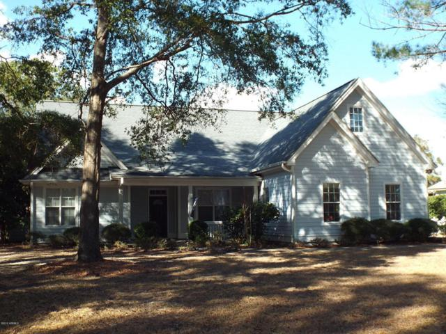 55 Downing Drive, Beaufort, SC 29907 (MLS #155526) :: RE/MAX Island Realty