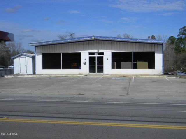 307 Elm Street E, Hampton, SC 29924 (MLS #155776) :: RE/MAX Coastal Realty
