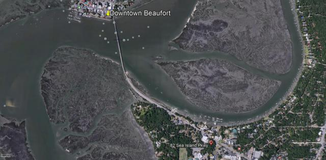 82 Sea Island Parkway, Beaufort, SC 29907 (MLS #155857) :: RE/MAX Island Realty
