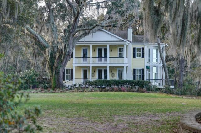 6 Tidewater Way, Beaufort, SC 29907 (MLS #155871) :: RE/MAX Coastal Realty