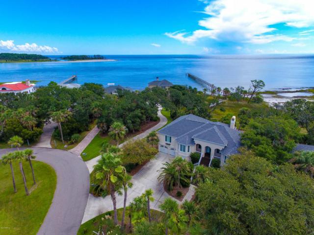 11 River Club Drive, Fripp Island, SC 29920 (MLS #156147) :: RE/MAX Island Realty
