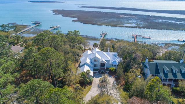 4 S Point Trail, Beaufort, SC 29907 (MLS #156207) :: RE/MAX Island Realty