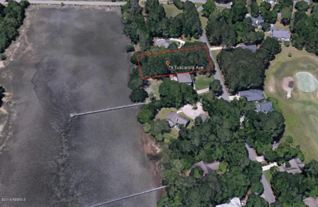 79 Tuscarora Avenue, Beaufort, SC 29907 (MLS #156255) :: RE/MAX Coastal Realty