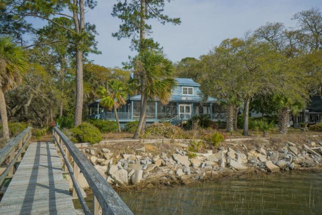 286 Perryclear Drive, Beaufort, SC 29906 (MLS #156460) :: RE/MAX Coastal Realty