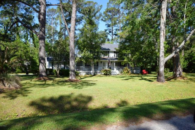 3502 Morgan River Drive N, Beaufort, SC 29907 (MLS #156610) :: RE/MAX Coastal Realty