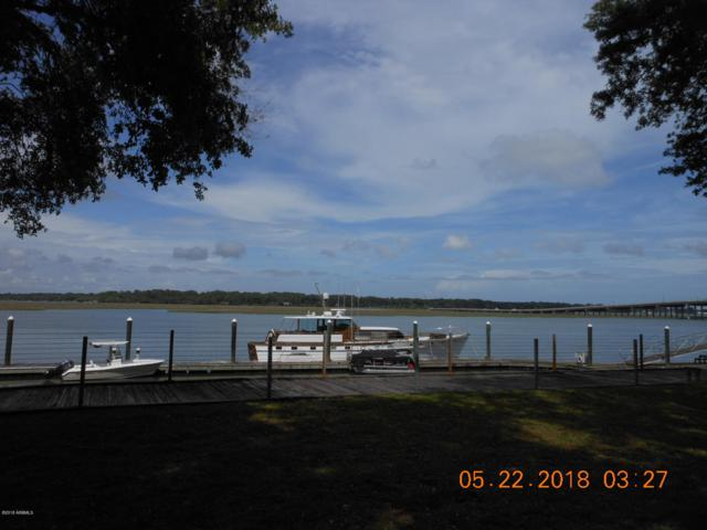19 Marina Village #28, Port Royal, SC 29935 (MLS #157292) :: MAS Real Estate Advisors