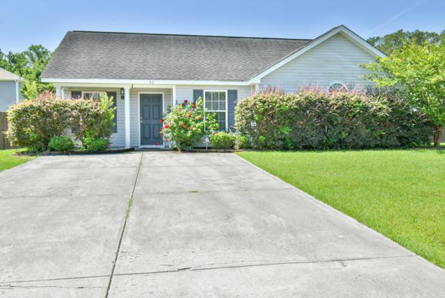 37 Mint Farm Drive, Beaufort, SC 29906 (MLS #157384) :: RE/MAX Island Realty