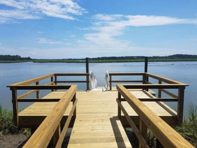 180 Distant Island Dr, Beaufort, SC 29907 (MLS #157425) :: RE/MAX Island Realty