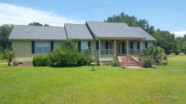 287 Perryclear Drive, Beaufort, SC 29906 (MLS #157582) :: RE/MAX Coastal Realty