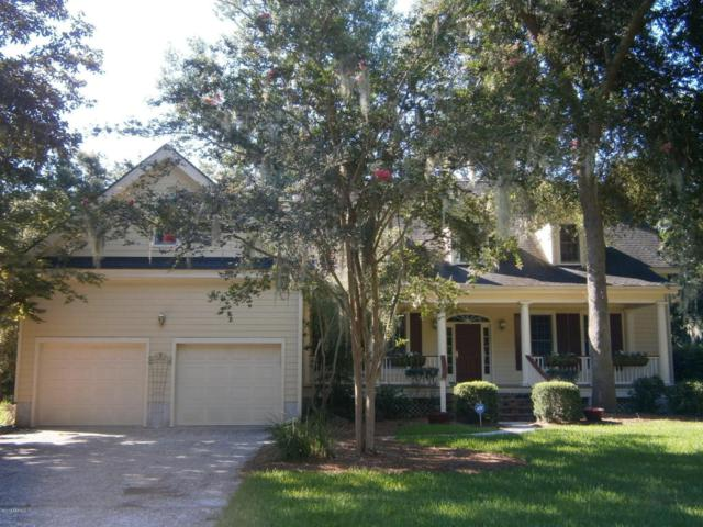 22 Ridge Road, Beaufort, SC 29907 (MLS #157733) :: RE/MAX Island Realty