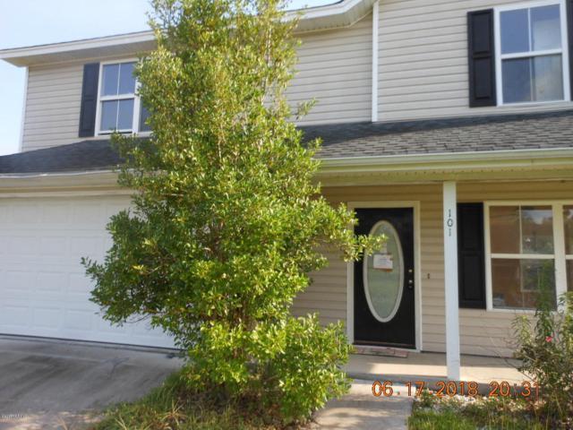 101 Wintergreen Drive, Beaufort, SC 29906 (MLS #157801) :: RE/MAX Coastal Realty