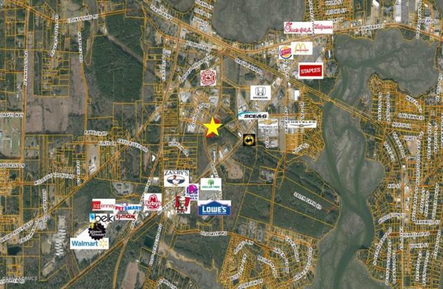 95 Burton Hill Road, Beaufort, SC 29906 (MLS #158183) :: RE/MAX Island Realty