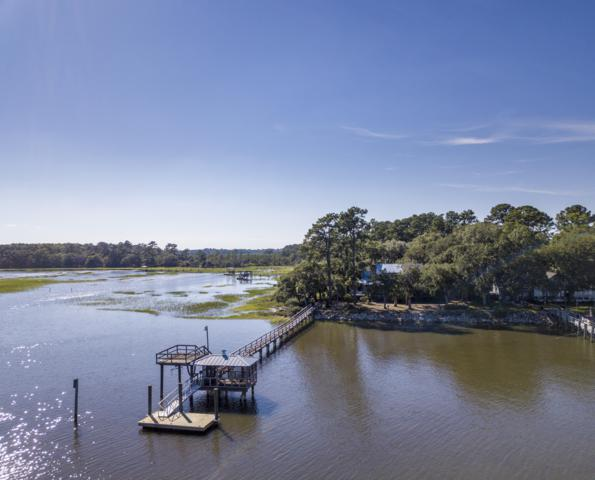286 Perryclear Drive, Beaufort, SC 29906 (MLS #158436) :: RE/MAX Coastal Realty