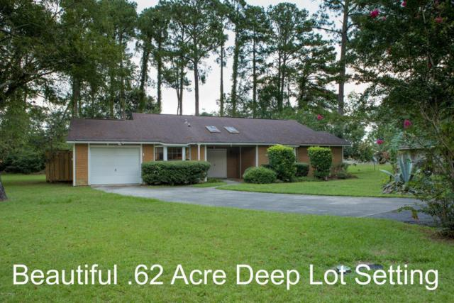 5917 Pleasant Farm Drive, Beaufort, SC 29906 (MLS #158472) :: RE/MAX Coastal Realty