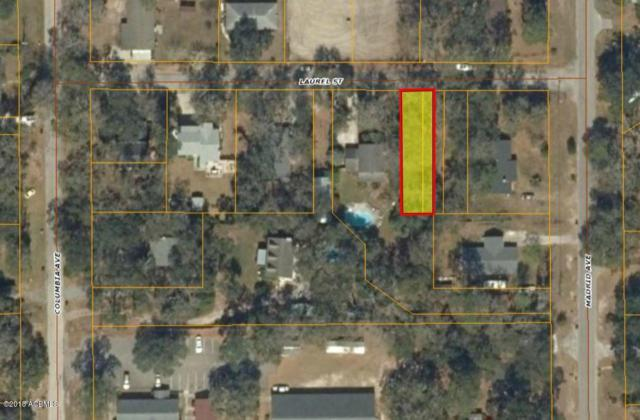 1103 Laurel Street, Port Royal, SC 29935 (MLS #158514) :: RE/MAX Island Realty