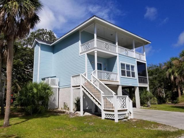 619 Porpoise Drive, Fripp Island, SC 29920 (MLS #158553) :: RE/MAX Coastal Realty