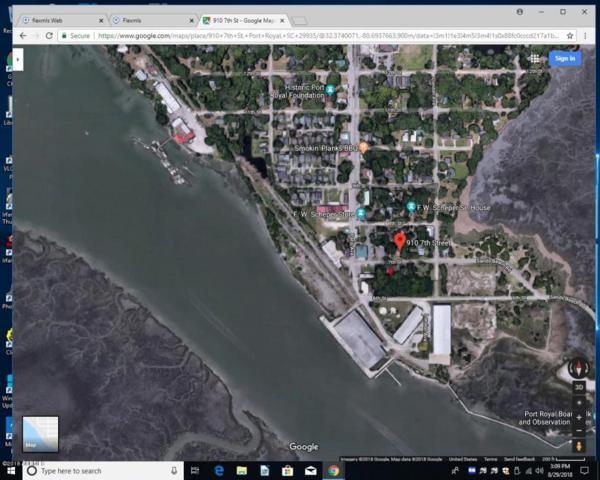 910 7th Street, Port Royal, SC 29935 (MLS #158581) :: RE/MAX Coastal Realty