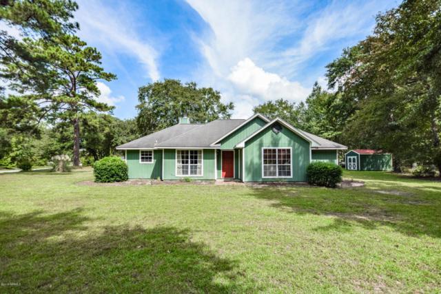 4436 Pinewood Circle, Beaufort, SC 29906 (MLS #158618) :: RE/MAX Island Realty