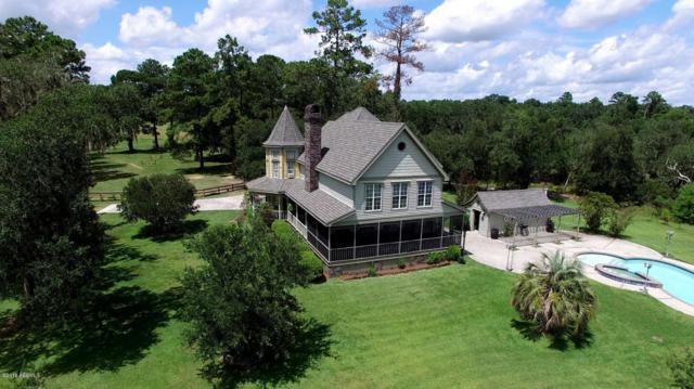 3770 Coosaw Scenic Drive, Ridgeland, SC 29936 (MLS #158852) :: RE/MAX Island Realty